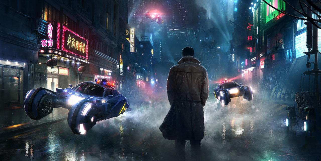 AVPlay: Blade Runner 2049 III corto YouTube