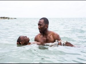 Una scena da 'Moonlight' di Barry Jenkins