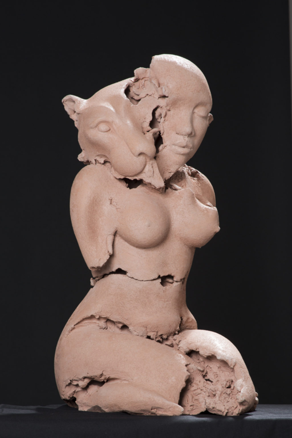 Lietta Morsiani, Guardiana, terracotta