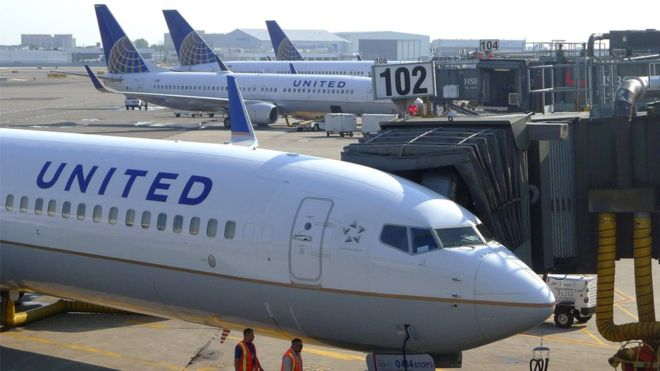 united airlines leggnigs vietati volo denver minneapolis