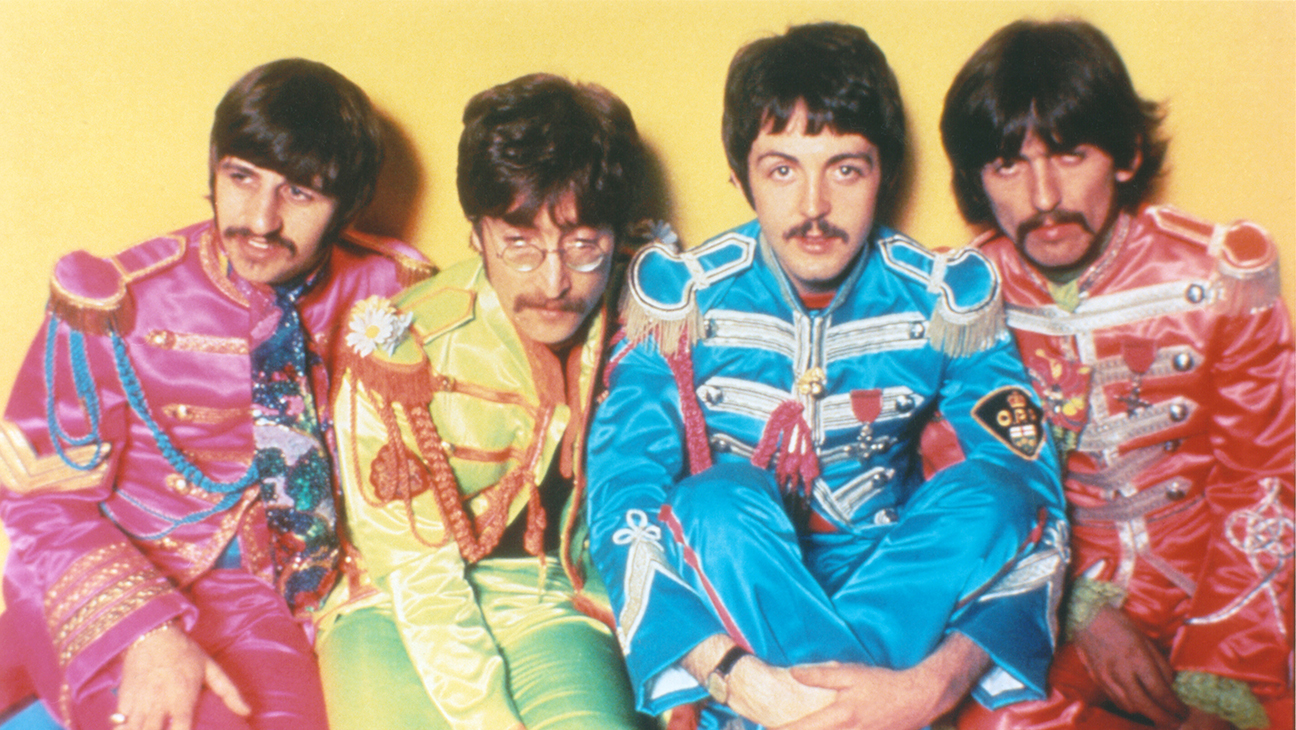 The Beatles: Sgt. Pepper & Beyond film