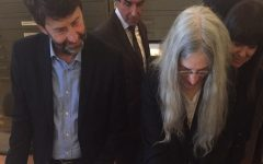 Dario Franceschini e Patti Smith