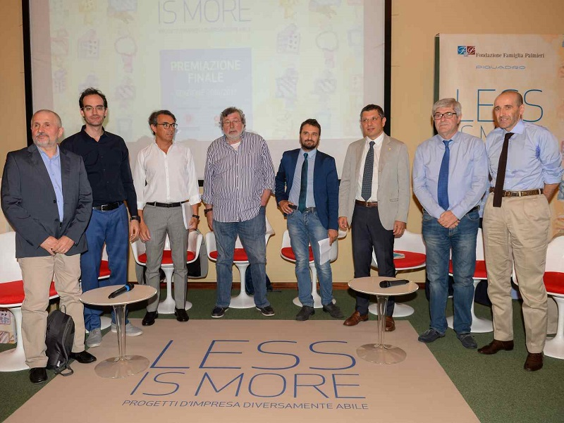 startup premio less is more bologna
