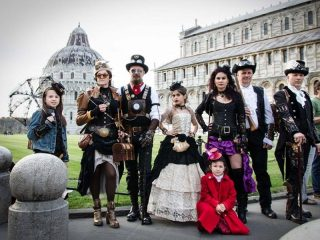 festival steamcon pisa