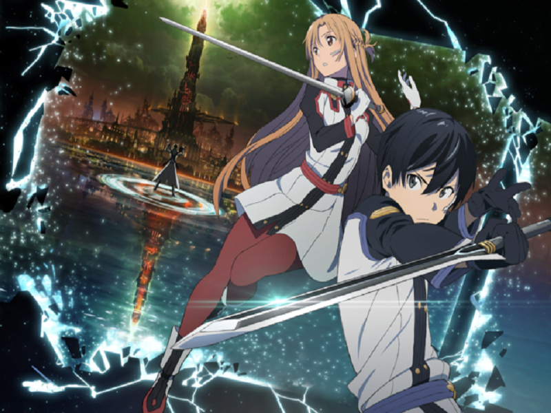 Sword Art Online. The Movie. Ordinal Scale""