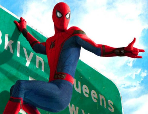 Spider-Man: Homecoming lingua originale