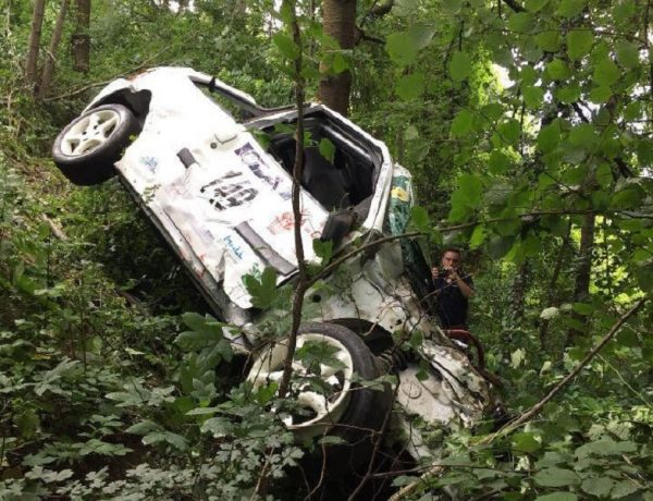 rally ossimo vallecamonica incidente commissario gara morto