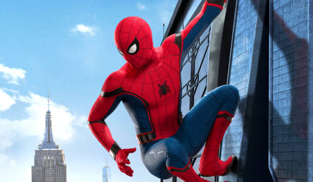 spider man homecoming lingua originale