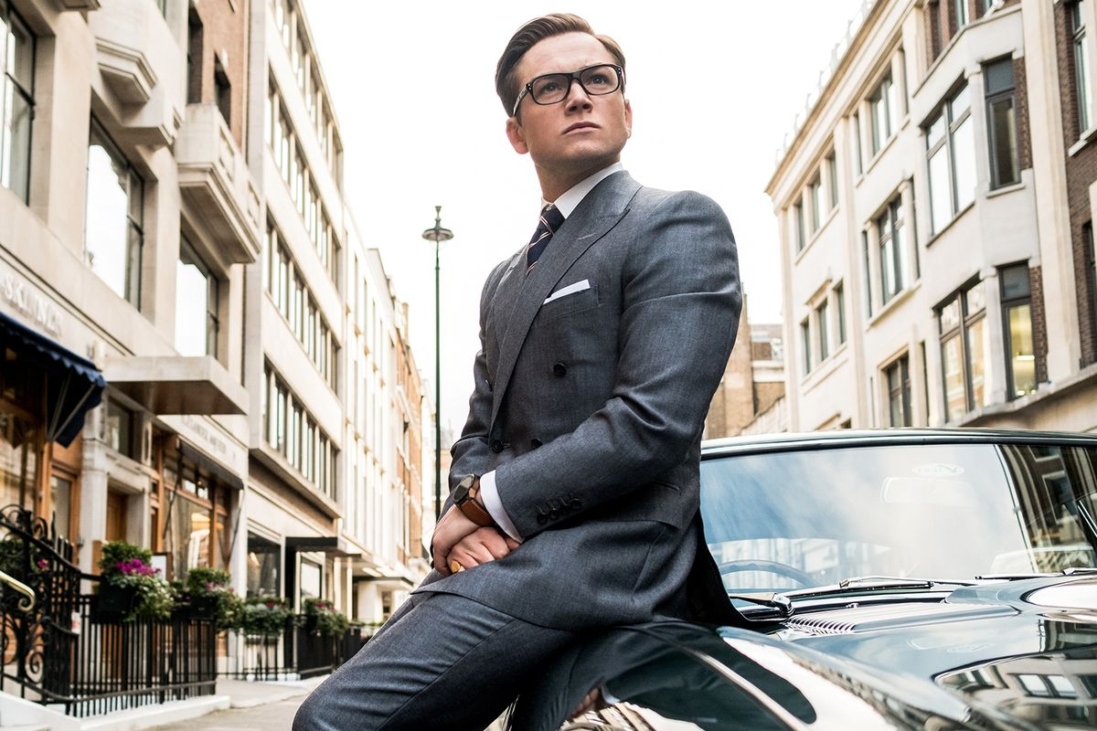kingsman the golden circle lingua originale cinema film