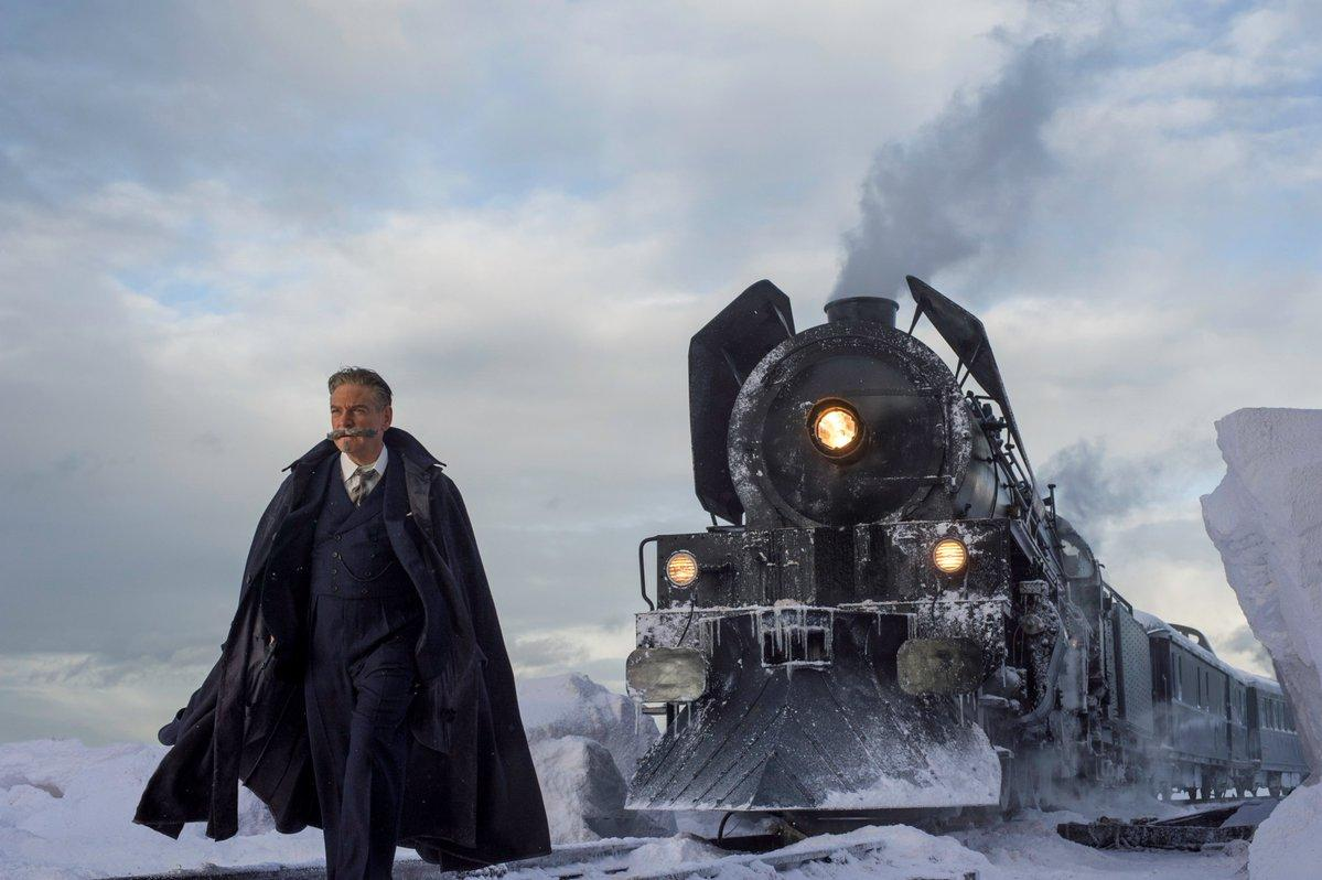 Murder on the Orient Express in lingua originale film cinema