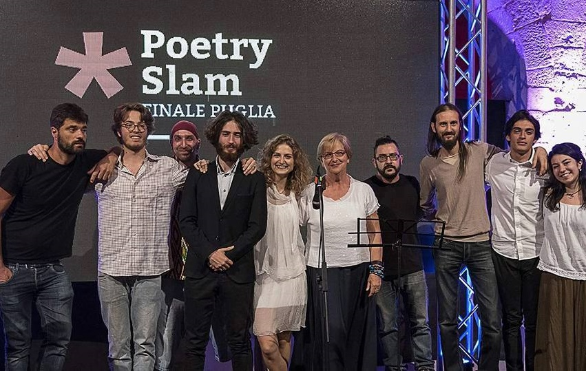spoken poetry slam roma