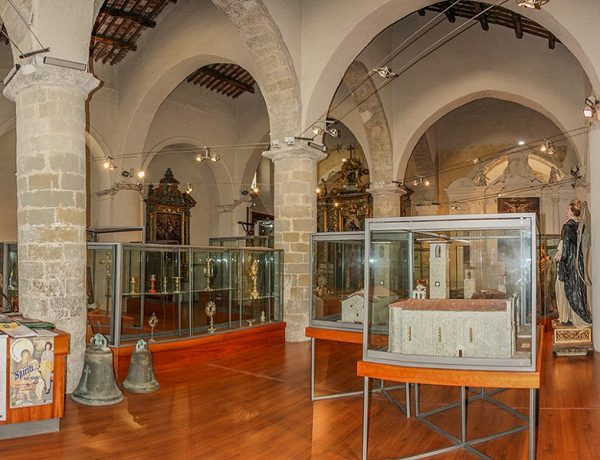 "Il World Monuments Fund (WMF) di New York ha selezionato, tra i 170 siti di grande interesse culturale in nomination in tutto il mondo, il Museo Civico ""Cola Filotesio"" di Amatrice"