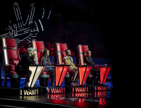 The Voice of Italy, i coach: coach - Gigi D'Alessio, Elettra Lamborghini, Morgan e Gué Pequeno