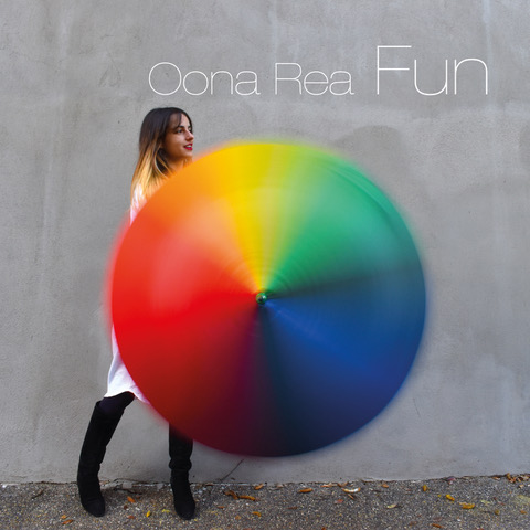 "Oona Rea in radio e in digital download con il singolo ""Fun"""