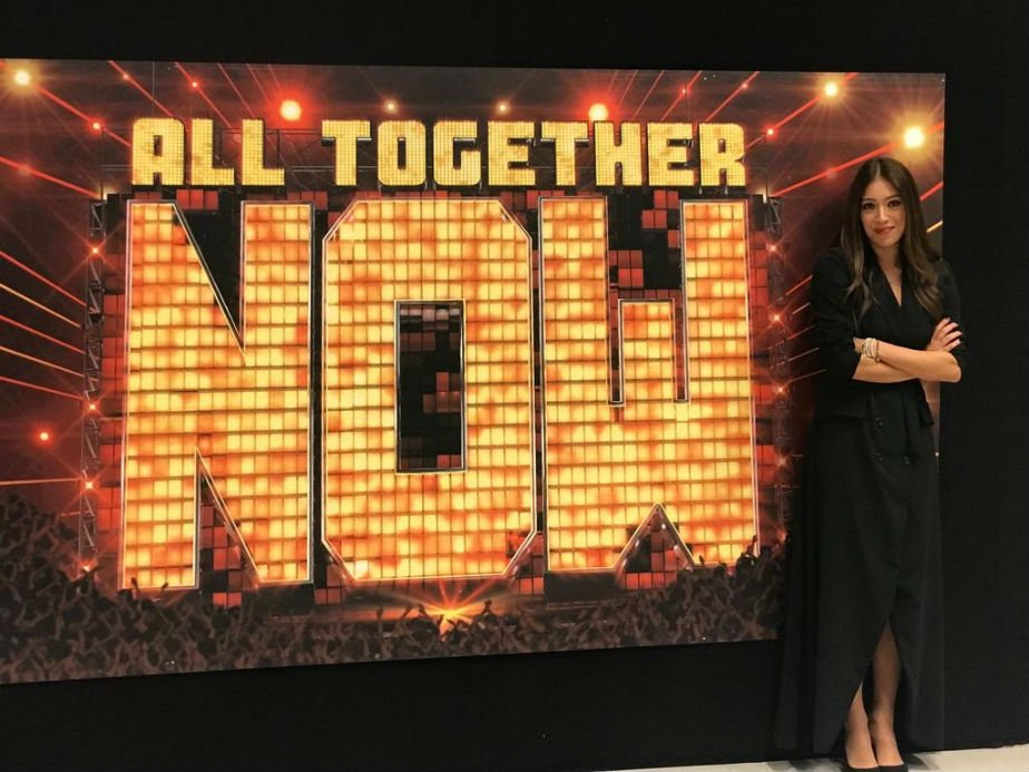 "Valentina Parisse tra i giudici di ""All Together Now"" su Canale 5"