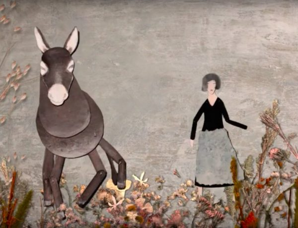 """Alessandra Celletti online con """"Donkey Song"""""""