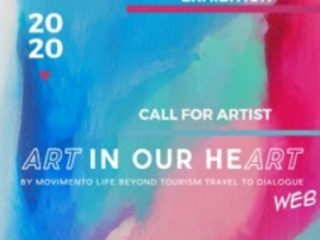 """Art in our heart WEB"" è la prima mostra virtuale online del Movimento Life Beyond Tourism Travel to Dialogue dedicata agli artisti"