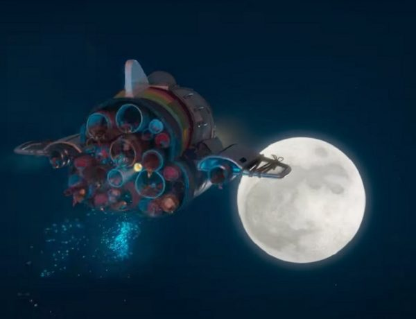 Over the Moon in arrivo in autunno su Netflix