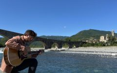 "Gimmo debutta con ""My Rivers, My Blues"""