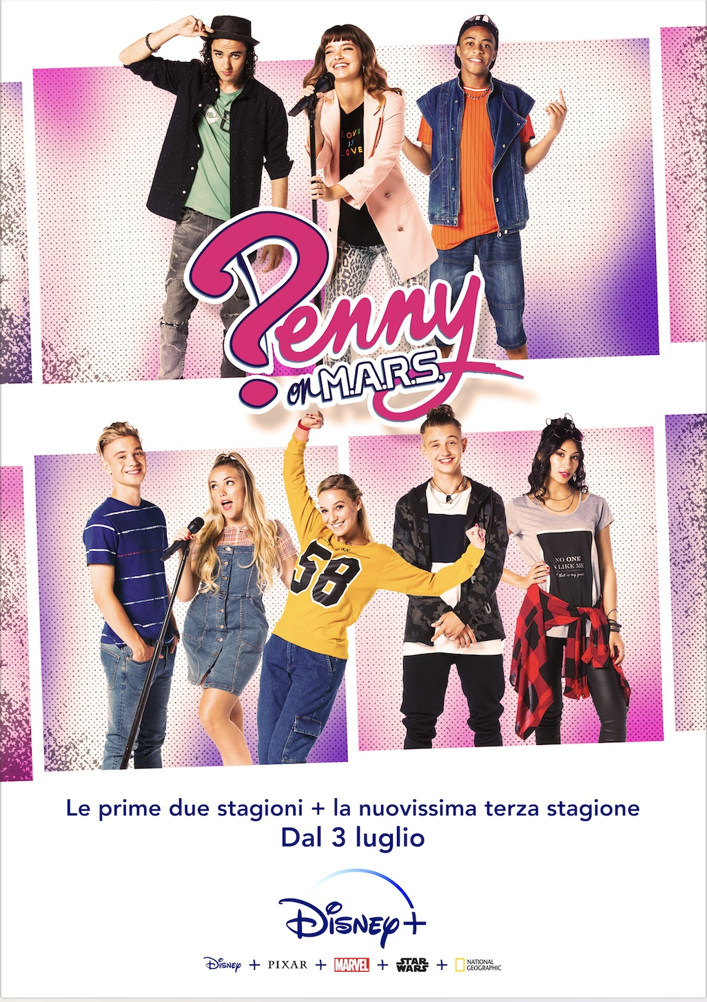 Penny on M.A.R.S. arriva in streaming su Disney+
