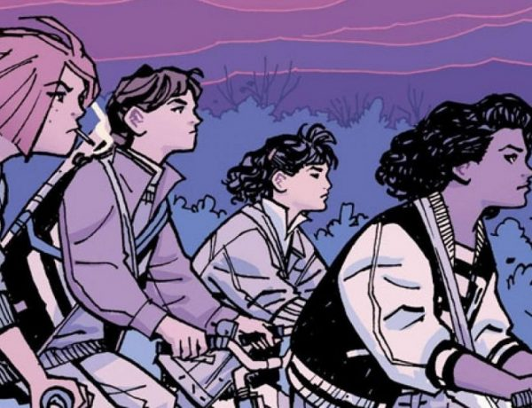Paper Girls diventa una serie su Amazon Prime