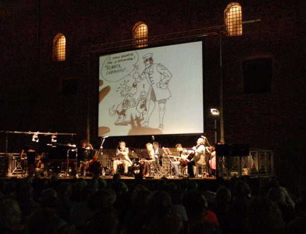 Cartoon Club al via: 6 mesi di eventi live e online
