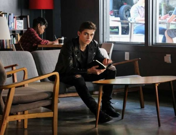 After 2: il character poster di Hardin Scott