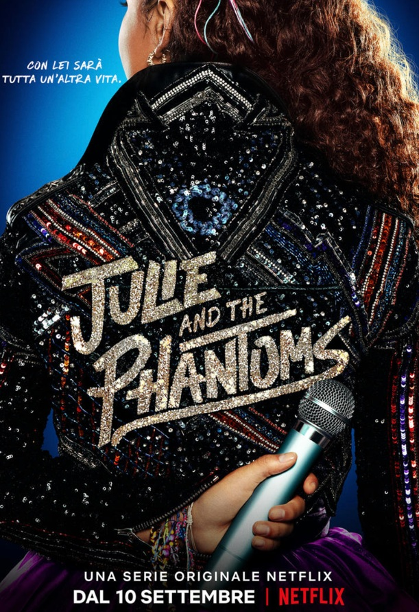 Julie and the Phantoms in arrivo su Netflix