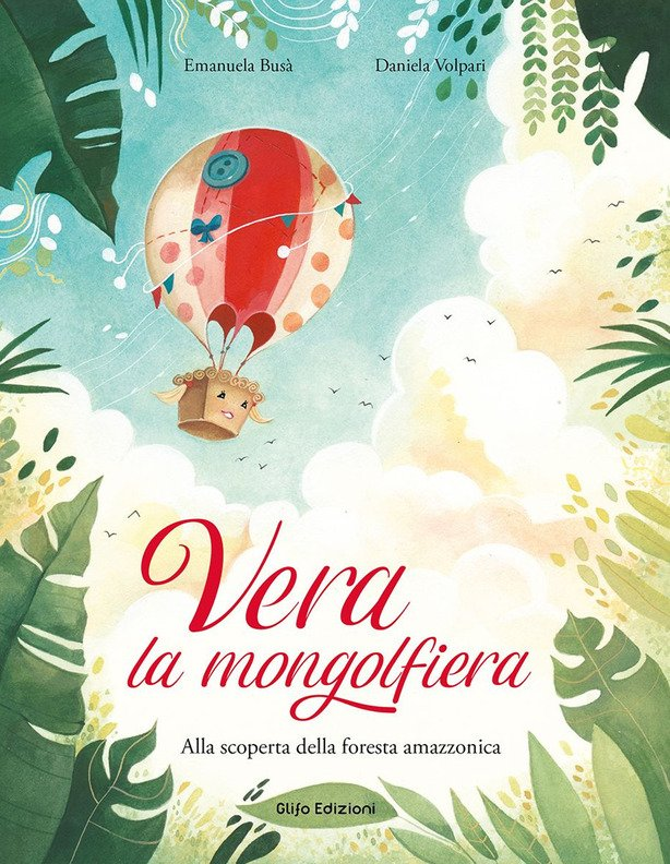In libreria il graphic novel Vera la mongolfiera