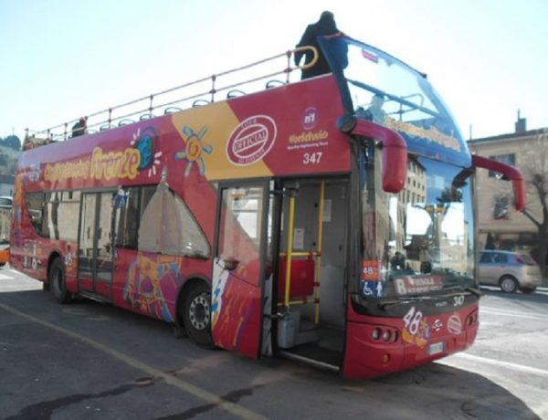City Sightseeing Firenze: nuovo percorso turistico