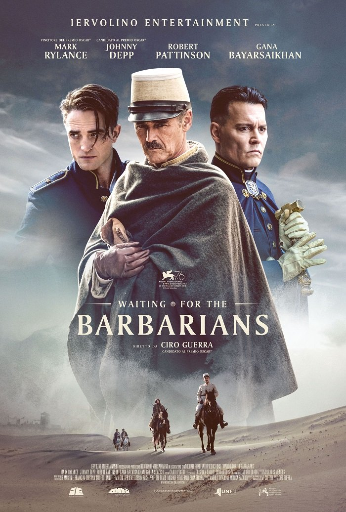 Waiting for the Barbarians arriva al cinema