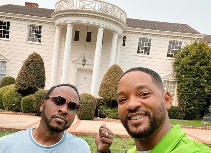La villa di Willy, il principe di Bel-Air, è su Airbnb