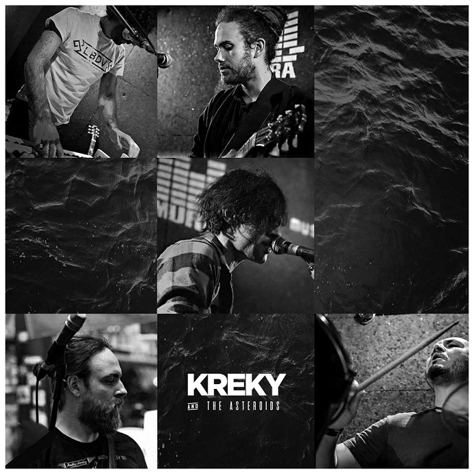 Kreky & The Asteroids: online il nuovo singolo