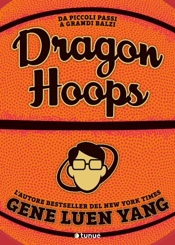 Il libro Dragon Hoops arriva in Italia