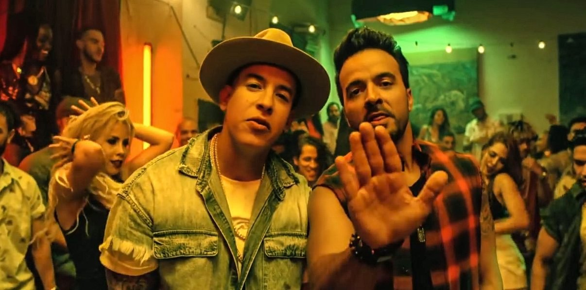 Despacito di Luis Fonsi è ancora il video più visto di YouTube