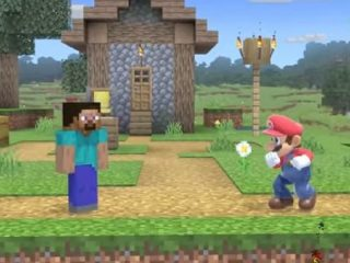 Minecraft sbarca su Super Smash Bros. Ultimate