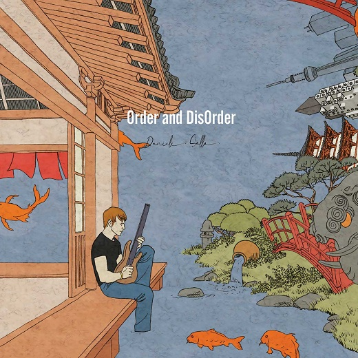 Order and disOrder: il disco d'esordio di Daniele Sollo
