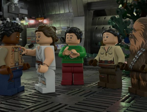 Su Disney + LEGO Star Wars - Christmas Special
