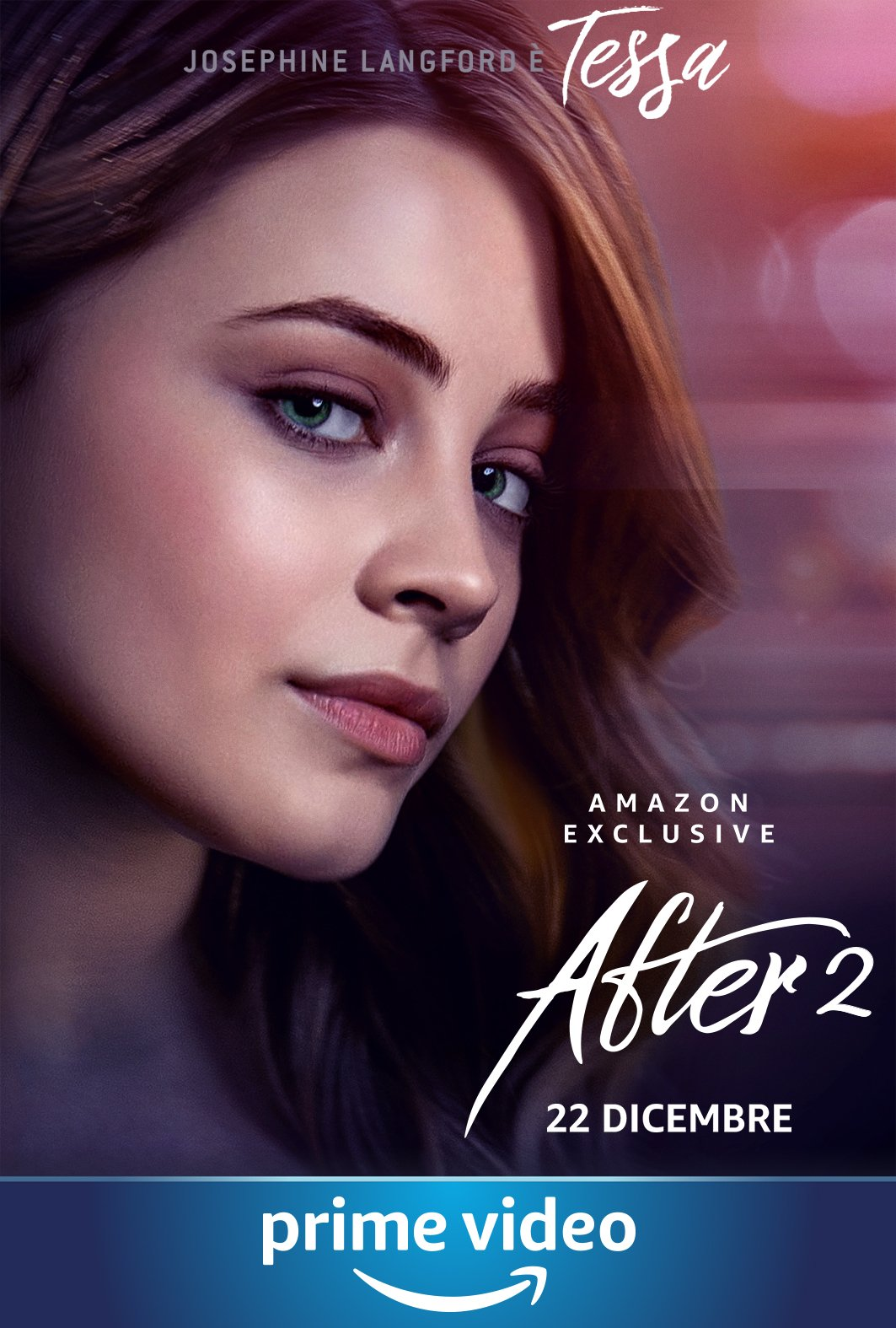 After 2, Tessa e Hardin debuttano su Amazon Prime Video