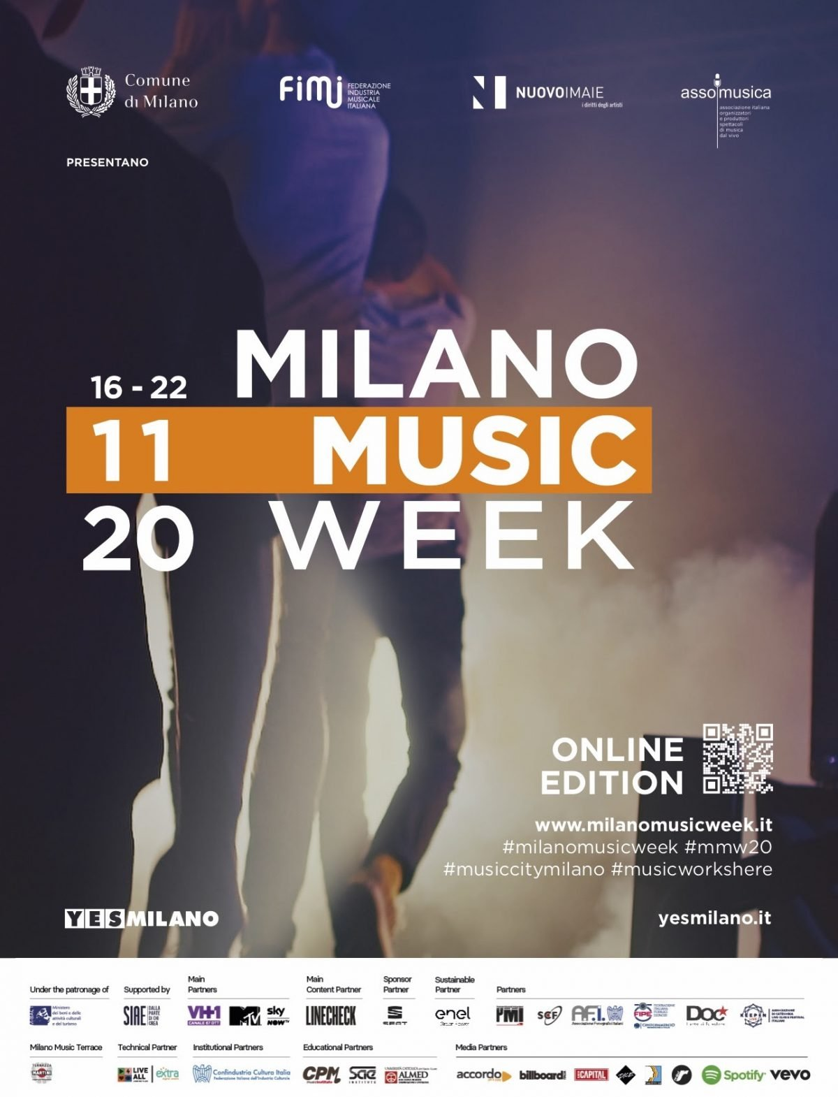 Milano Music Week 2020 al via