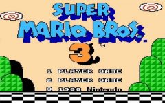 Super Mario Bros. 3 venduto a 156mila dollari