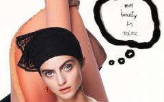 "Vogue Italia lancia il progetto ""About beauty"""