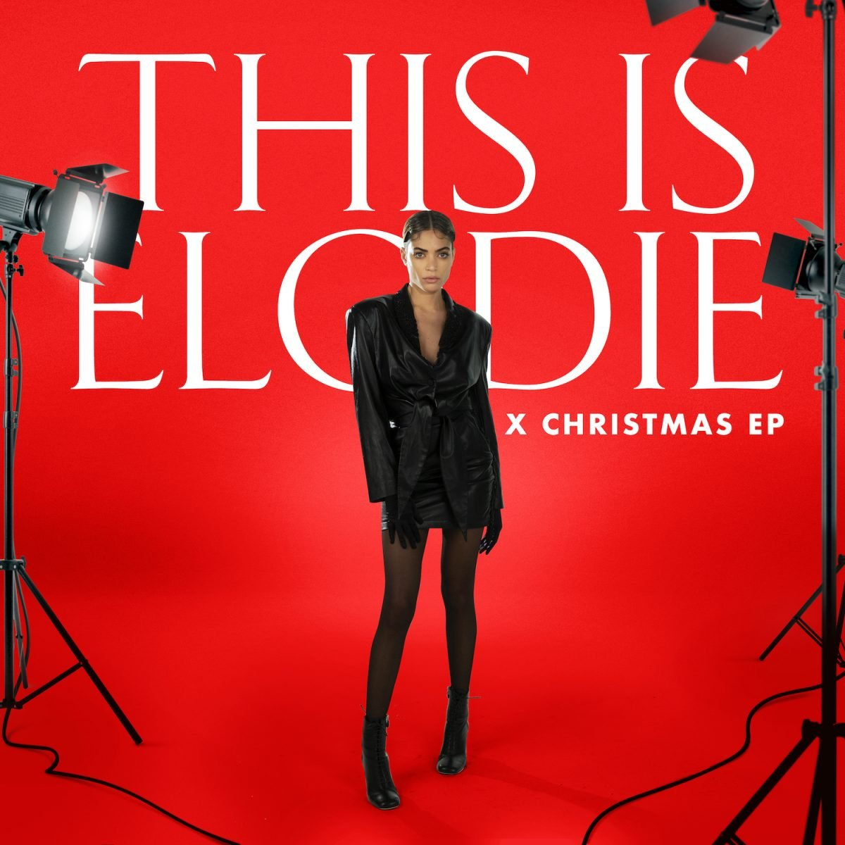 """""""This is Elodie"""" arriva in versione natalizia con il """"Christmas EP"""""""