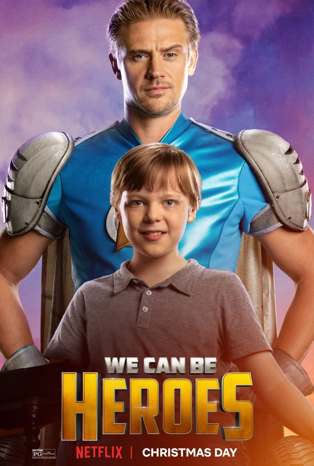We Can Be Heroes, Netflix cambia data del debutto