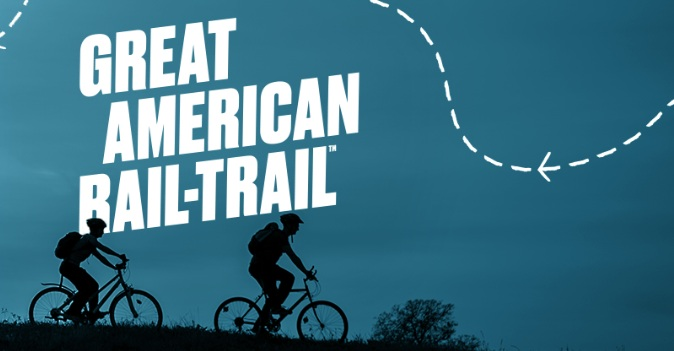The Great American Rail-Trail: Usa coast to coast in bici