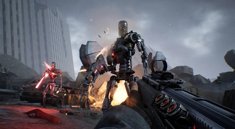 Terminator: Resistance Enhanced arriva su PS5