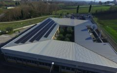 La Sede Irpinia dell'INGV verso la totale Green Building Efficiency