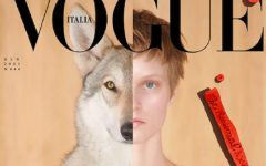 The animal Issue: la copertina da collezione di Vogue