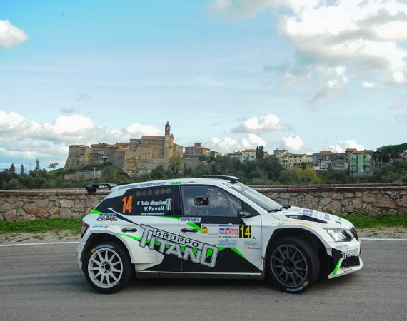 Rally Revolution +1 alla prova dello sterrato