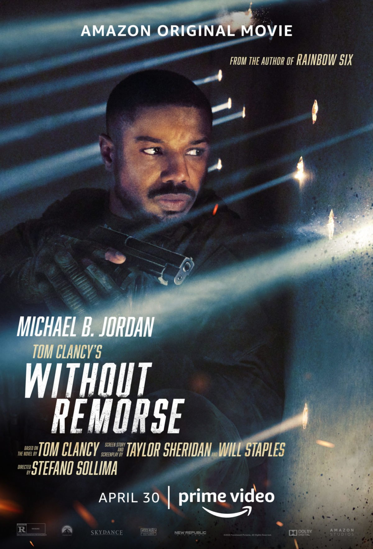 """Arriva """"Tom Clancy's Without Remorse"""" con Michael B. Jordan"""
